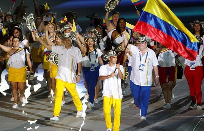 Así fue la inauguración de #Barranquilla2018 Foto: EFE