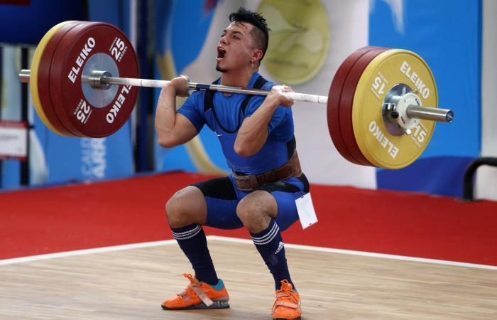 Juegos Centroamericanos: Carlos Berna gana Oro y Plata