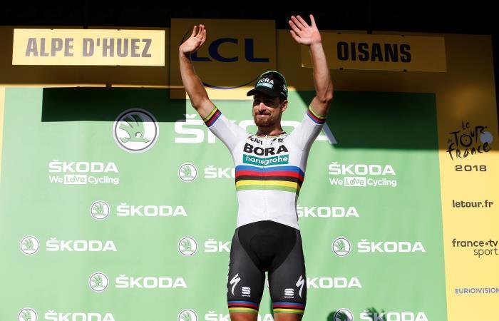 Peter Sagan conquistó la etapa número 13 del Tour de Francia