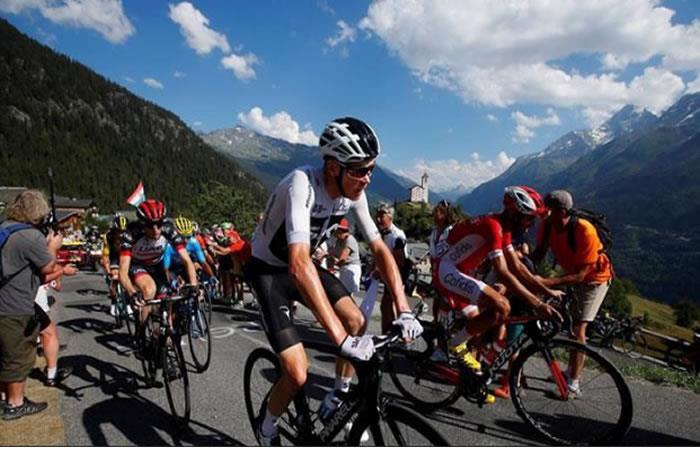 Tour de Francia: Transmisión EN VIVO online de la etapa 13 en Bourg d´Oisans - Valence