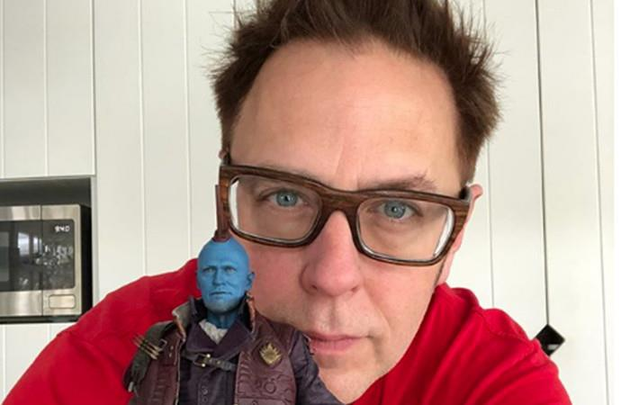 James Gunn Foto: Instagram