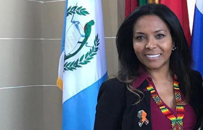 Carmen Vásquez, nueva ministra de Cultura /. Foto: Twitter