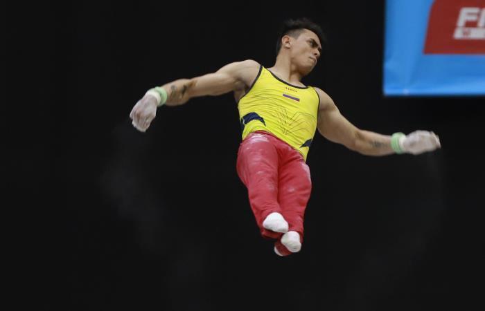 Juegos Centroamericanos: Jossimar Calvo conquista Oro por equipos