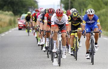 Lo que usted no vio de la etapa 14 del Tour de Francia