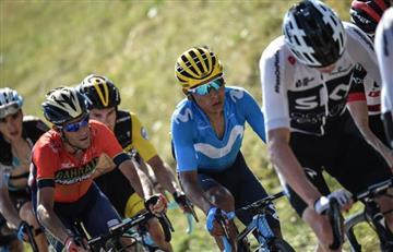 Tour de Francia: Transmisión EN VIVO online de la etapa 14