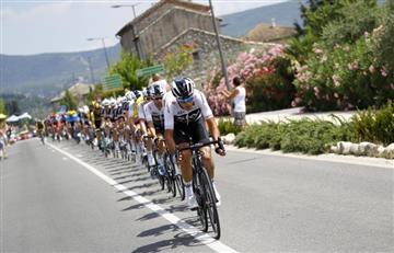 Tour de Francia: Transmisión EN VIVO online de la etapa 15