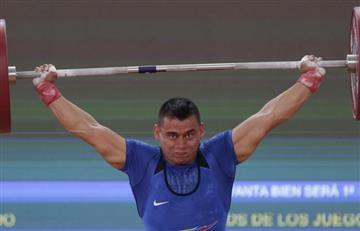 Juegos Centroamericanos: Colombia gana oro y plata en pesas con Hugo Montes