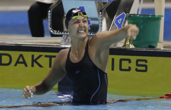 Juegos Centroamericanos: La natación conquista dos oros para Colombia
