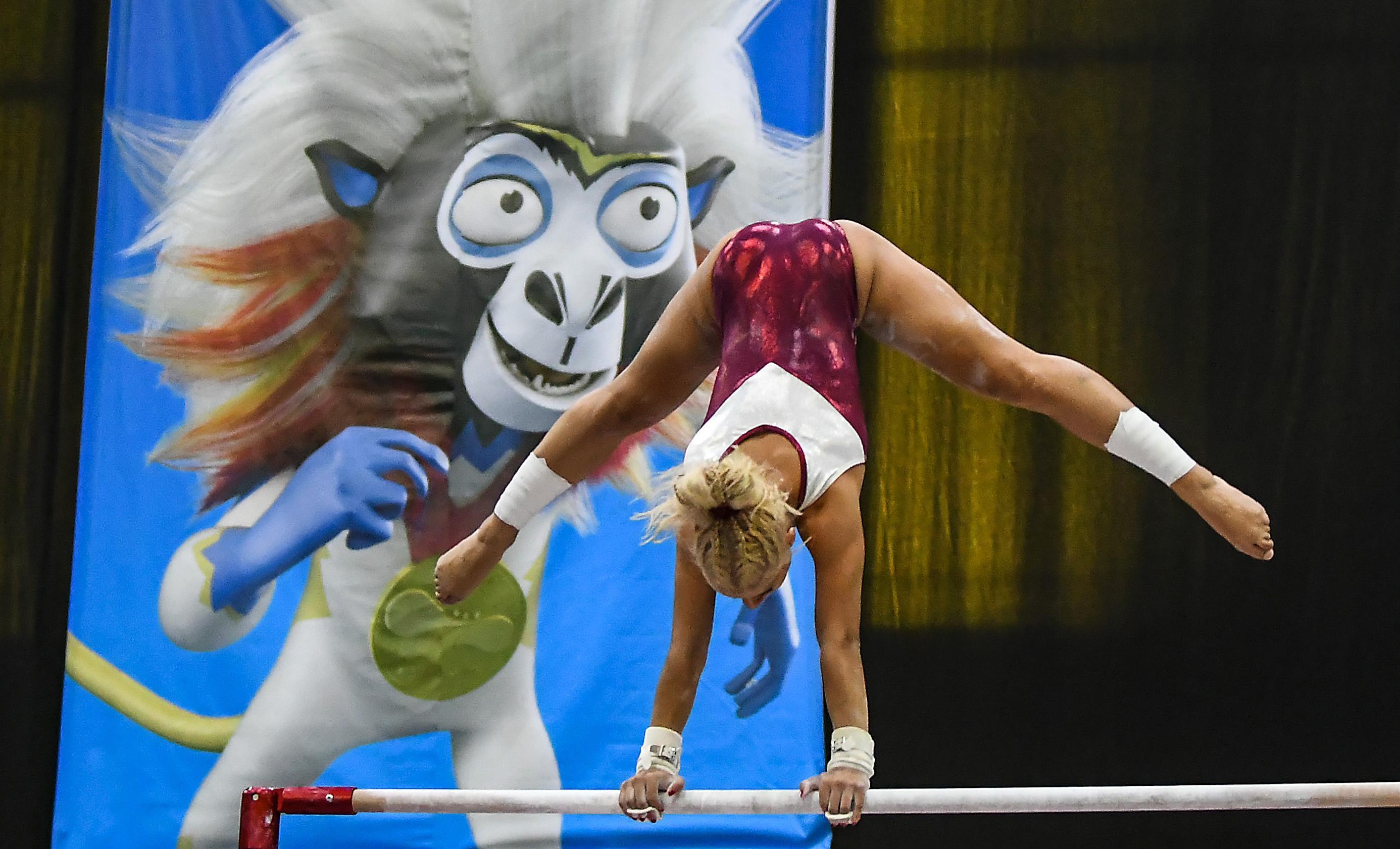 Juegos Centroamericanos y del Caribe 2018: Foto: AFP