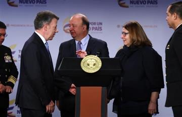 Santos suspende licitación para adjudicar la extracción del Galeón San José