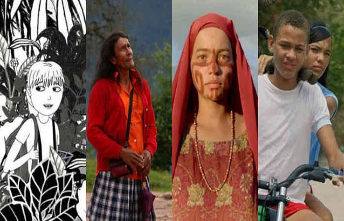 11 películas colombianas va por los premiso Oscar y Goya 2019. Foto: Twitter.