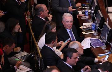 Álvaro Uribe renuncia al Senado luego de ser citado por la Corte Suprema