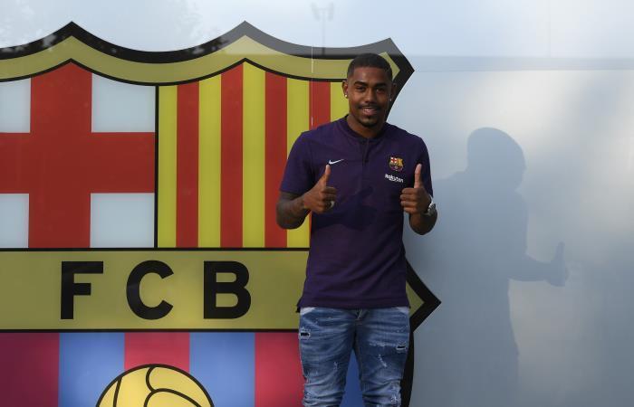 Barcelona: Malcom es la nueva figura del club 'catalán'