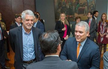 Duque y Peñalosa quieren que bogotanos elijan gobernador de Cundinamarca