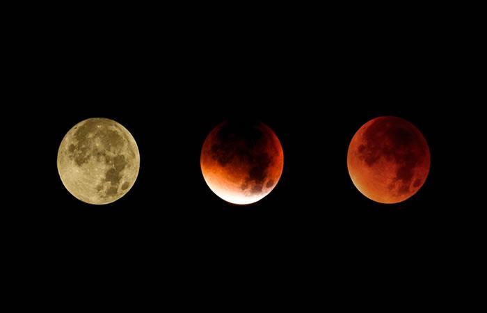 El eclipse lunar más largo del siglo XXI tendrá lugar este viernes