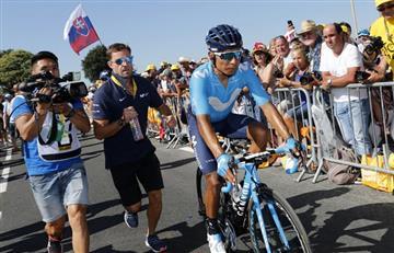 Nairo Quintana y su estrategia para superar al Sky