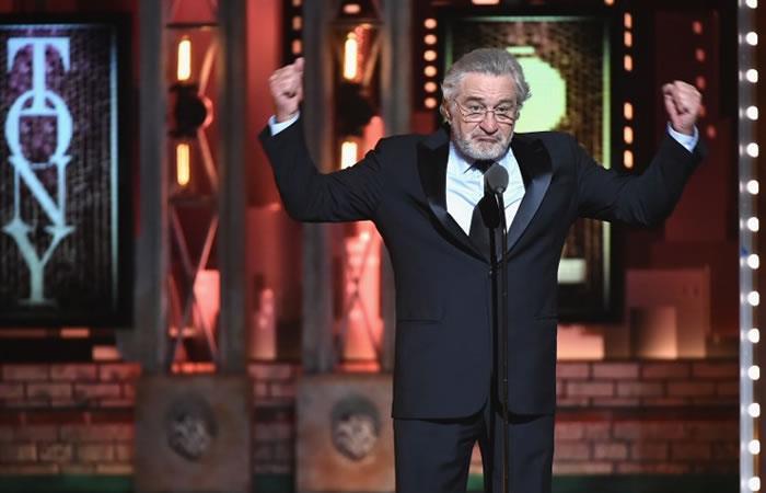 Robert De Niro se une al reparto del 'Joker'