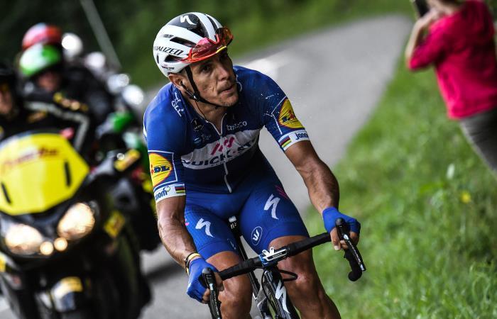 Tour de Francia: Philippe Gilbert sufre dura caída en la etapa 16