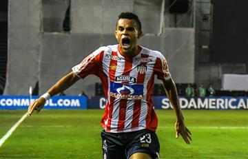 Copa Sudamericana: Junior clasifica por penales a octavos de final