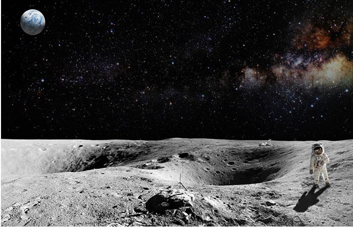 ¿En realidad el hombre ha pisado la Luna? Íker Casillas lo pone en duda