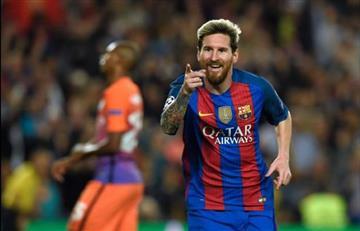 Lionel Messi es tentado para seguir los pasos de Cristiano en Italia