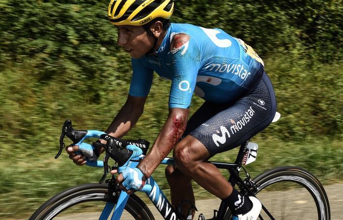 Tour de Francia: Démare gana la jornada y Nairo Quintana sufre una caída