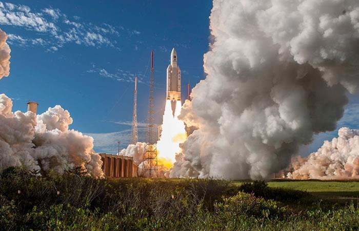 Sistema de navegación europeo Galileo. Foto: EFE