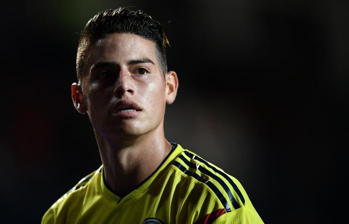 James Rodríguez defraudó al fisco español y debe pagar 11,65 millones de euros