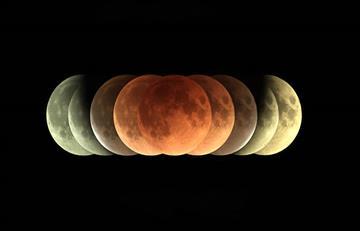 ¿Cómo ver la Luna de Sangre por internet? Transmisión En VIVO
