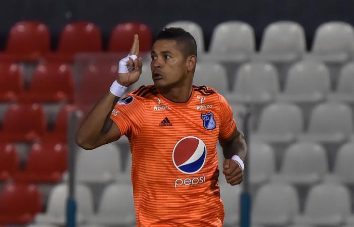 Copa Sudamericana: Millonarios iguala en su visita a Gral. Díaz