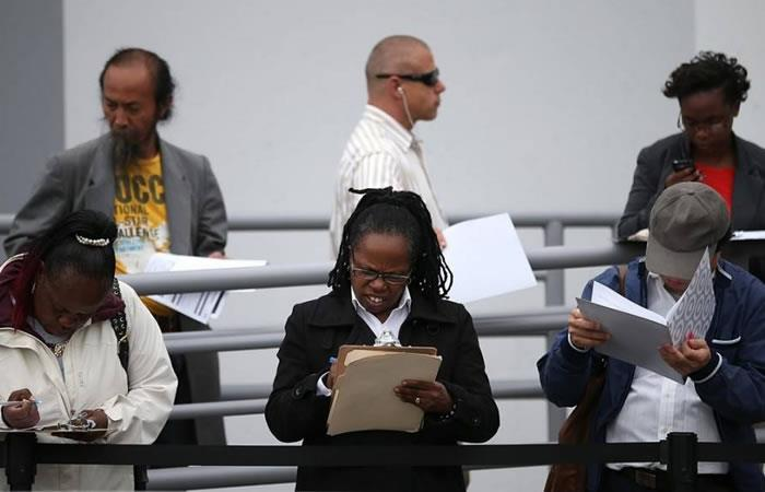 Desempleo en Colombia se ubica en 9,1 % en junio, el más bajo de este año. Foto. AFP.
