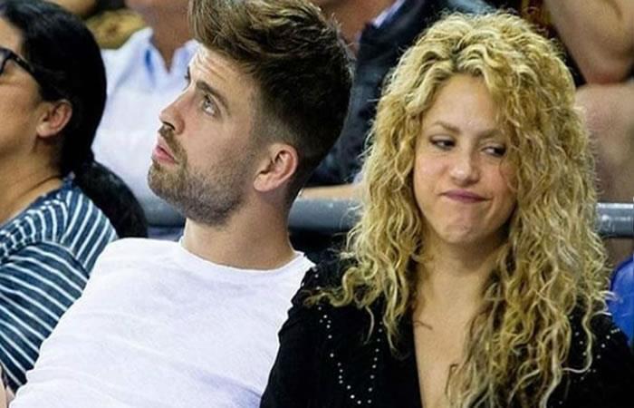 Al parecer Piqué le es infiel a Shakira. Foto: Instagram