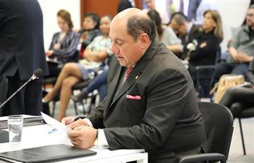 JEP: Coronel Barrera se enfrentó a la jurisdicción por falsos positivos