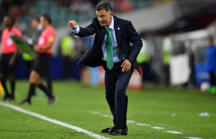 Juan Carlos Osorio sale de la dirección técnica de la Selección de México