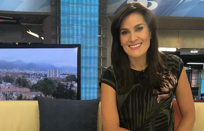 De la Torre es periodista del Canal Caracol. Foto: Twitter
