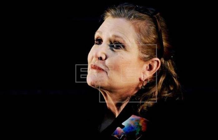Carrie Fisher aparecerá en el episodio IX de 'Star Wars'