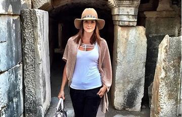 Carolina Cruz, la nueva presentadora de Día a día