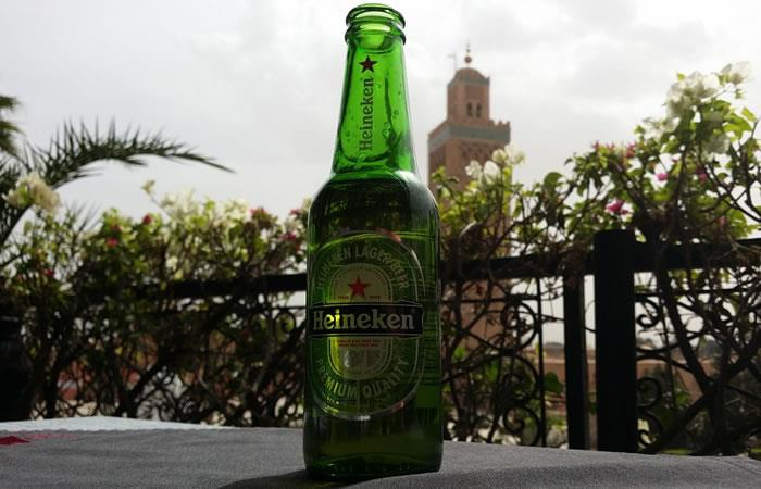 Heineken, el mismo gran sabor en todo el mundo. Foto: Pixabay