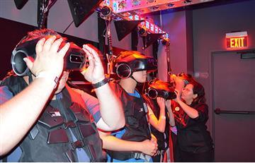 The Void, la hiperrealidad virtual en la que tú eres el héroe