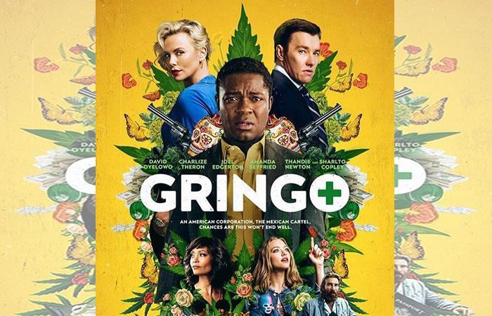 'Gringo' llega este jueves a las carteleras colombianas. Foto: Instagram.