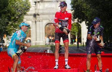 Una gran estrella del ciclismo competirá en la Vuelta a Colombia