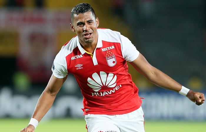 Copa Sudamericana: Dos golazos de Henao clasificaron a Santa a Fe a octavos