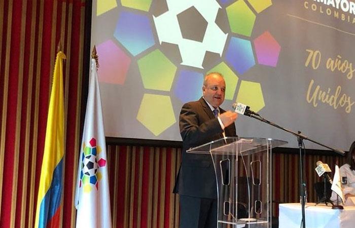Los retos y desafíos del nuevo presidente de la Dimayor
