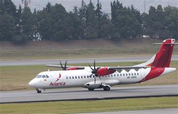 Avianca anuncia suspensión y cancelación de vuelos nacionales