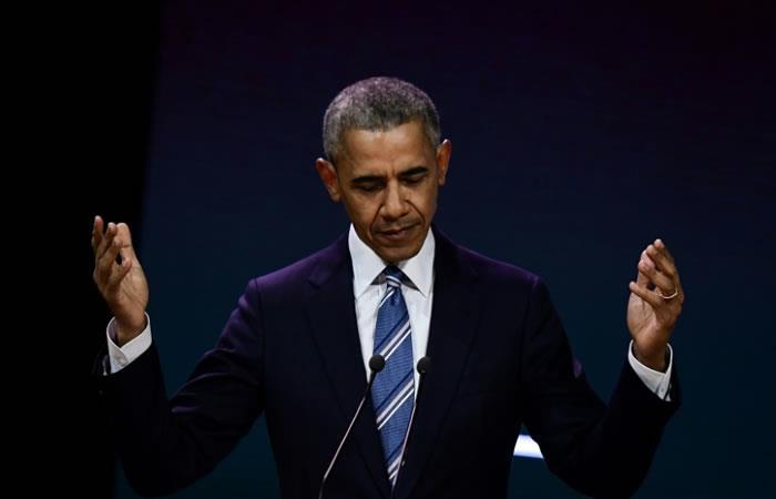 EE.UU: Obama se lanza a la batalla demócrata por el Congreso