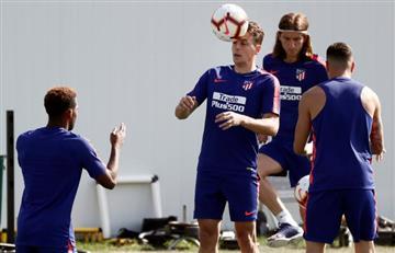 Estas son las primeras declaraciones de Santiago Arias en el Atlético de Madrid