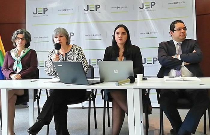 JEP pide información de cuatro divisiones del Ejército por 'falsos positivos'