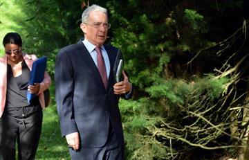 Álvaro Uribe solicita medidas cautelares ante la CIDH