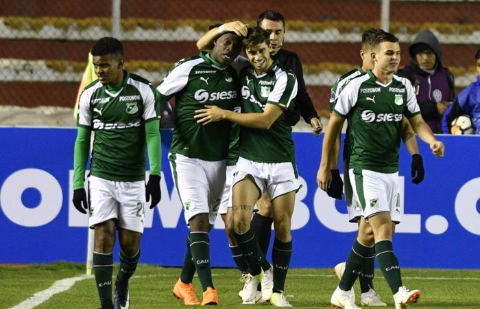 Copa Sudamericana: Deportivo Cali vence a Bolívar y clasifica a octavos