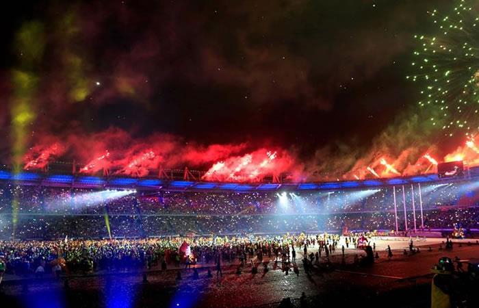 Barranquilla despide los Juegos Centroamericanos y del Caribe